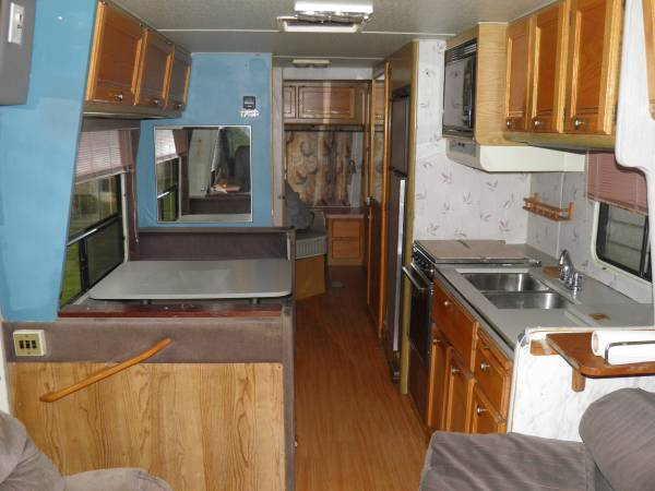 Rv Diesel Generator >> Used RVs 1987 Empress Motorhome For Sale by Owner