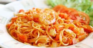 resep-spaghetti-saus-udang