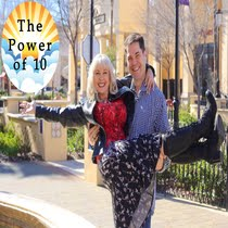 Michelle Paisley Reed and The Power of 10