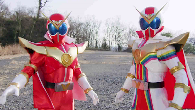 Kikai Sentai Zenkaiger Daishoukai