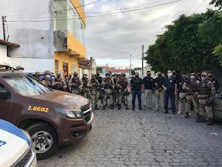 Imóveis usados por traficantes são alvos de operação na Chapada Diamantina