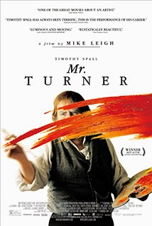 mr.turner movie poster
