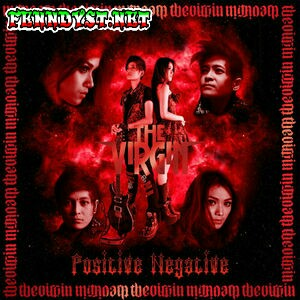 The Virgin - Positive Negative (2014) Album cover