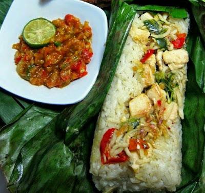 catering nasi box  daerah tangerang selatan
