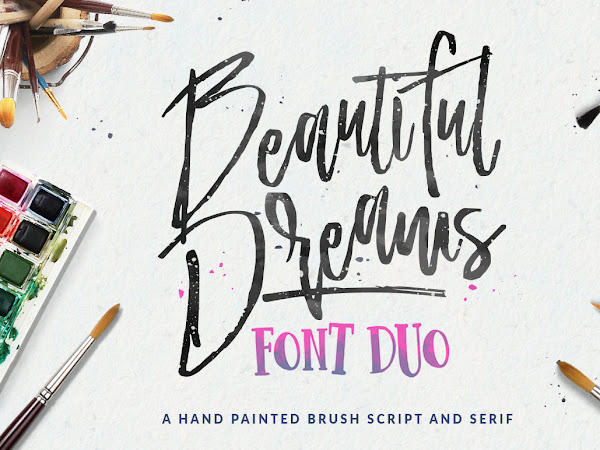 Download Beautiful Dreams Handmade Font Free