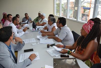ALAGOINHAS: Prefeitura discute geomapeamento dos terreiros e criação do Projeto Quilombos Urbanos de Alagoinhas