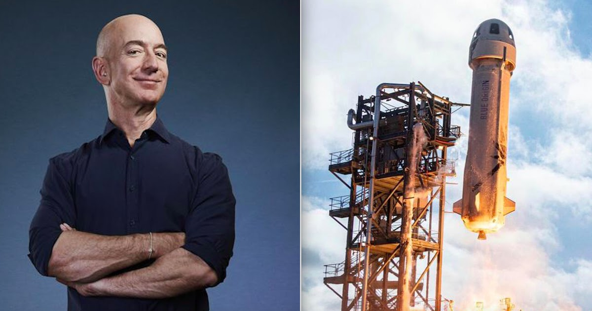 More Than 100,000 People Have Signed Petitions Not To Allow Jeff Bezos To Return To Earth After His Trip To Space Next Month