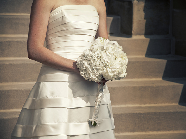 Five Ways To Look Even More Fabulous In Your Wedding Dress