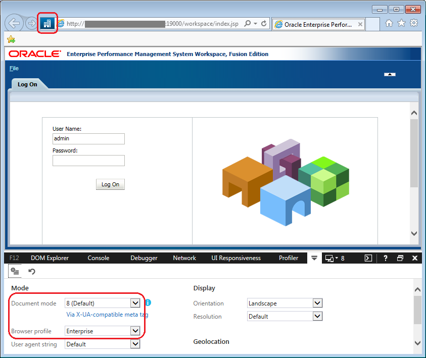 The Finnish Hyperion Guy: Oracle EPM, IE11 and Enterprise