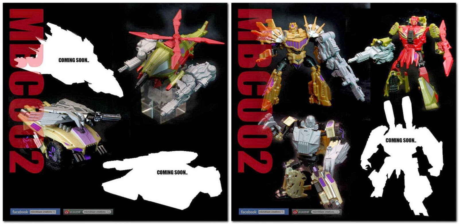 Transformers Power Core Combiners @ PCCombiners.blogspot.com