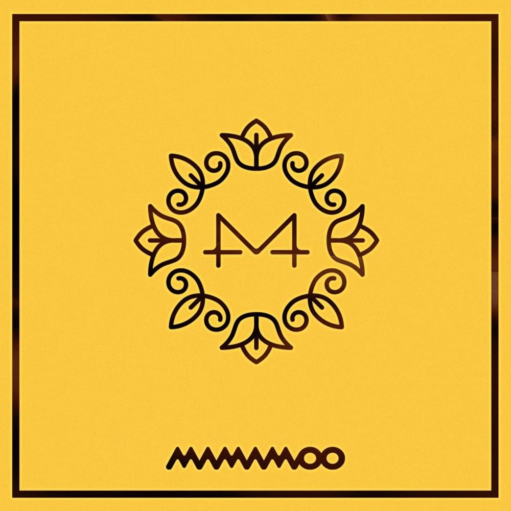 Mamamoo Yellow Flower EP