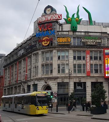 Manchester Monster Invasion: Return of the Monsters