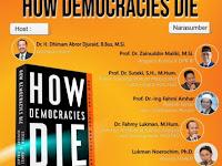 IKUTILAH  Bedah Buku On Line  Best Seller Internasional HOW DEMOCRACIES DIE