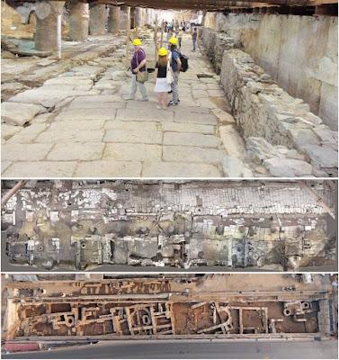 Νέα έκκληση sos για τα αρχαία της Βενιζέλου