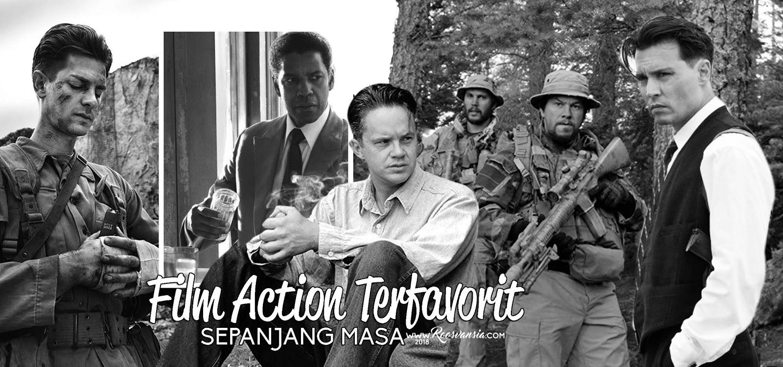 5 Film Action Terfavorit Sepanjang Masa Roosvansia