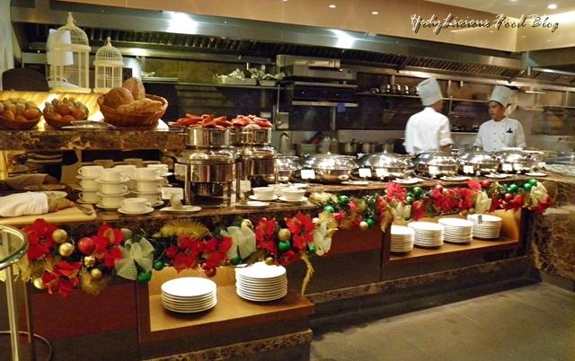Buffet At Best Western Premier F1 Hotel Yedylicious