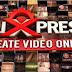 Cara Cepat dan Mudah Membuat Intro atau Opening Video Film Movie Tanpa Software Online Gratis Menggunakan flixpress.com