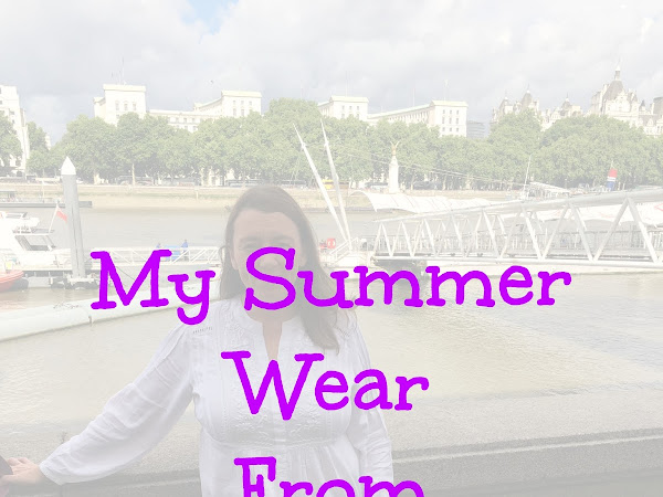 Review - My Summer Wear From JD Williams