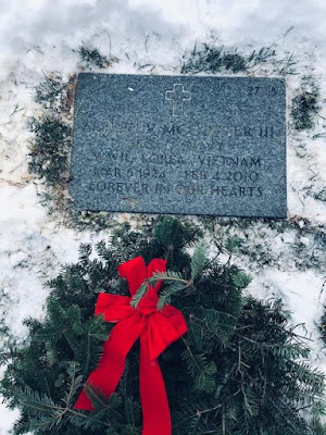 Wreaths Across America at the Indiantown Gap National Cemetery 2020