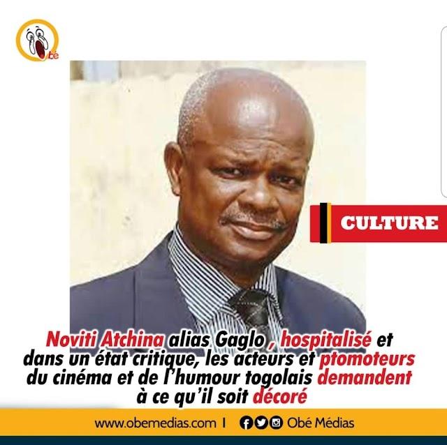 Faure Gnassingbé dépêche son médecin personnel au chevet d'Atchina Noviti
