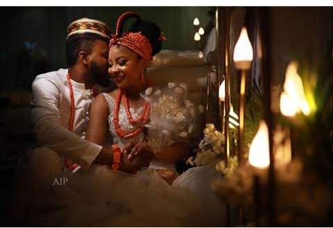 Congrats to Linda Ejiofor as she ties the knot.#Approved