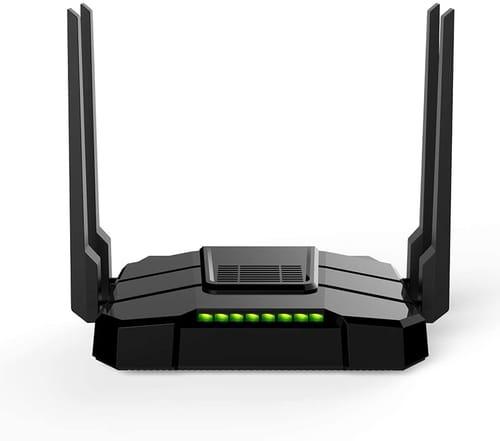 Review BOSI AC1200 Dual Band Smart WiFi Router