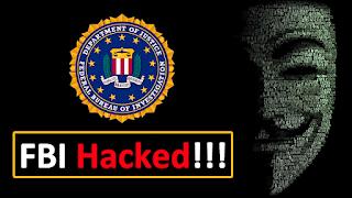 Data FBI Diklaim Bocor 203Mb Dan Dibagikan Sekelompok Peretas PokemonGo