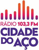 Rádio Cidade do Aço FM de Volta Redonda ao vivo