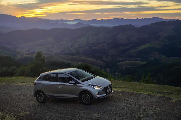 Os carros mais vendidos do Brasil em setembro de 2021