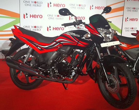 Electric Commuter Bike >> Ramki's Blog: Hero Passion X Pro Review, Specification, Millage, Price, Colors and Stills