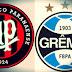 Jogo do Atlético-PR x Grêmio hoje ao vivo 13/10/2016