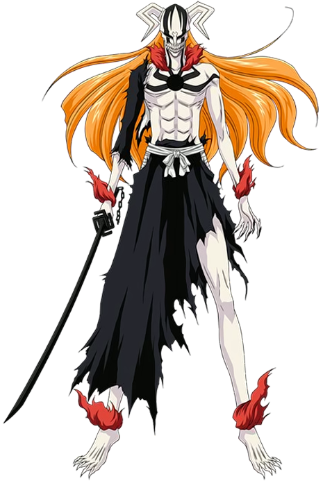 Wallpaper Vasto Lorde Ichigo