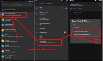 Cara Mengakses Reddit.com Melalui android tanpa menggunakan VPN