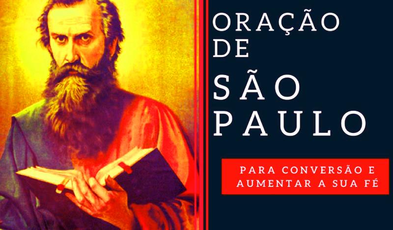 Oração de São Paulo