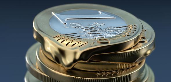 Danijos atsisako grynųjų pinigų, tuo tarpu visoje ES grynųjų pinigų apyvarta auga