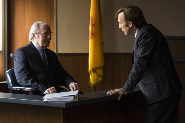 Questions for Better Call Saul's Emmy Nominee Writer Gordon Smith
