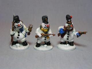 AA Snowmen