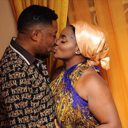 Ibikunle Amosun and wife celebrate 30th wedding