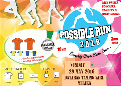 Malacca Possible Run 2016