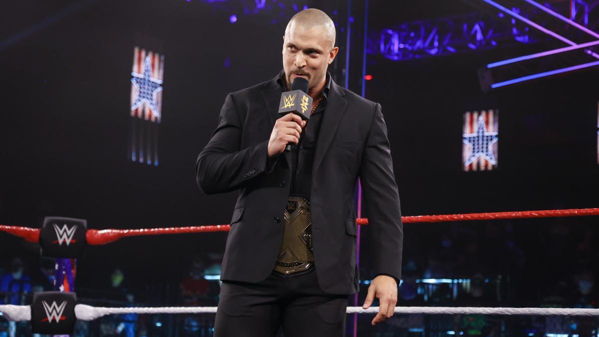 Fãs de Karrion Kross ficaram revoltados com sua derrota no WWE RAW