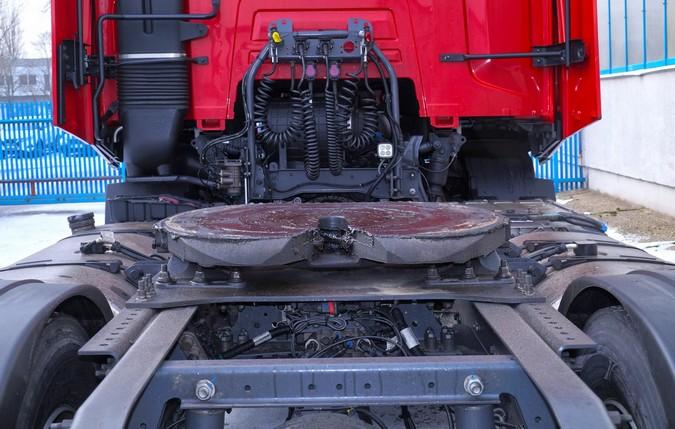 Inmetro autoriza novas formas de fixação de quinta roda em caminhões