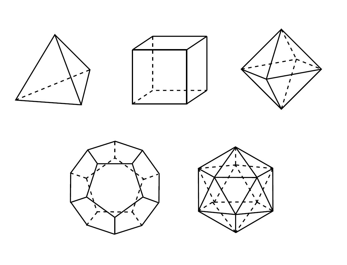 Median Don Steward Mathematics Teaching Polyhedra Total