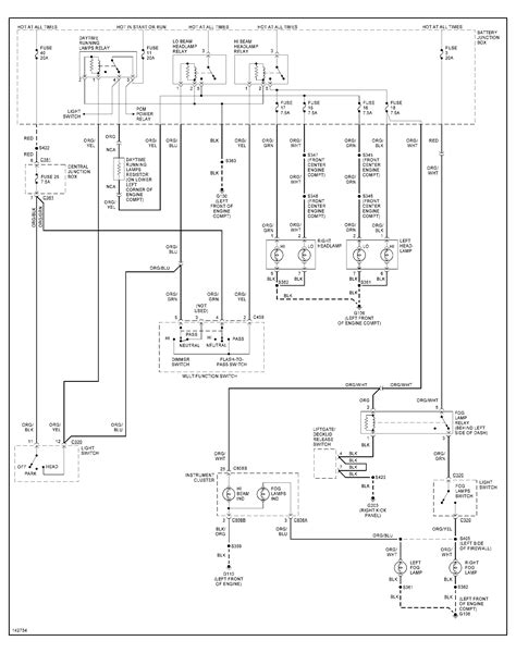 Wiring Diagram Blog  Wire Diagram 2000 Mercury Cougar