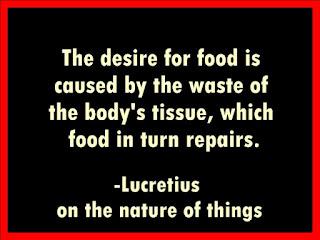 scientific reason for food