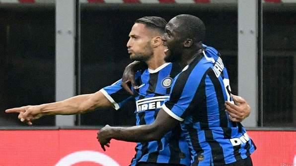 Inter Milan Go Top of Serie A After Lazio Win