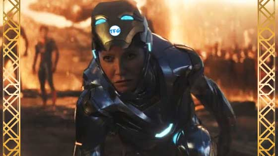 What Nobody Realized About Pepper Potts In Avengers Endgame