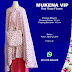 Mukena Vip Red Rose Flower