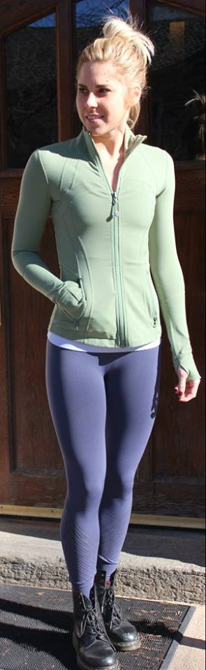 lululemon desert-olive-define enlighten-tight