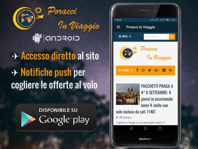 poracci-in-viaggio-offerte-viaggi-low-cost-app-ufficiale
