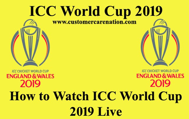ICC World Cup 2019: Live Kese Dekhe 2019 Complete Guide
